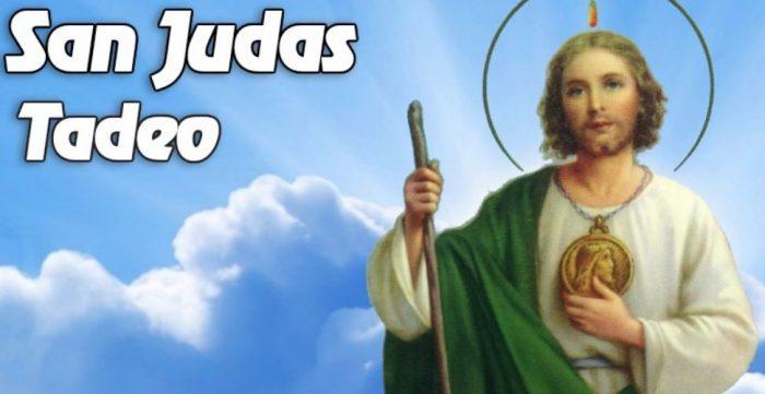 3 Oraciones A San Judas Tadeo
