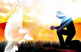 oraciones al espíritu santo para las noches