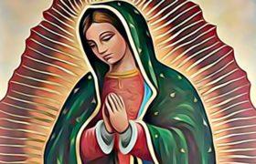 oraciones cortas virgen de guadalupe