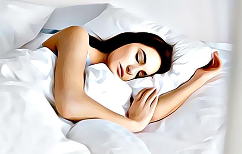 oraciones para dormir tranquila