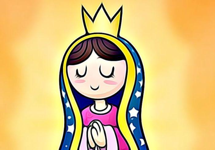 oracion virgen de guadalupe para pedir un milagro