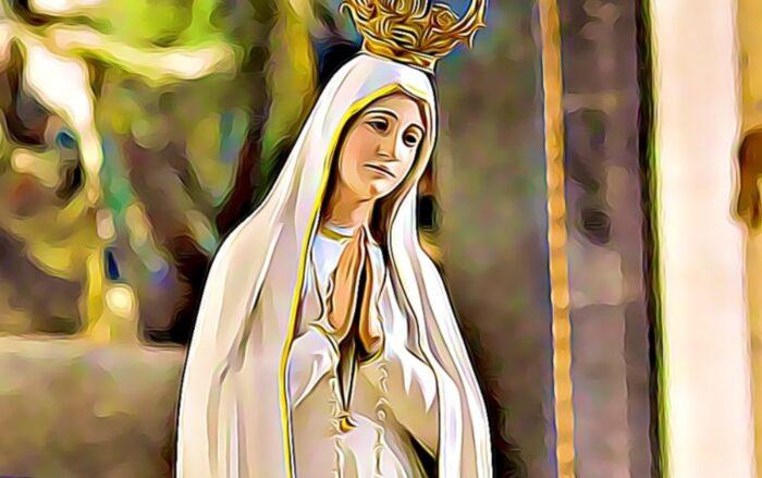 oraciones a la virgen de fátima
