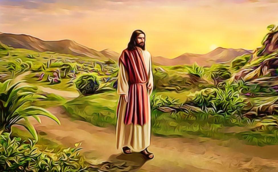 señor mío jesucrito, unico hombre verdader, dios mío