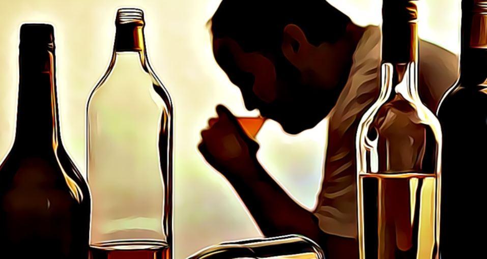 esposo o familiar alcoholico
