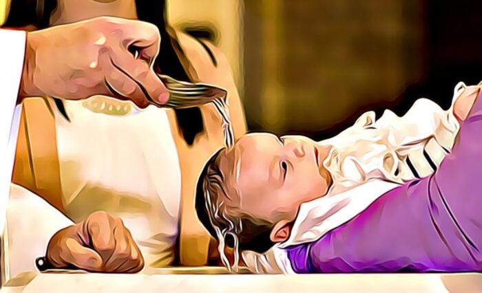 bautizo de bebe